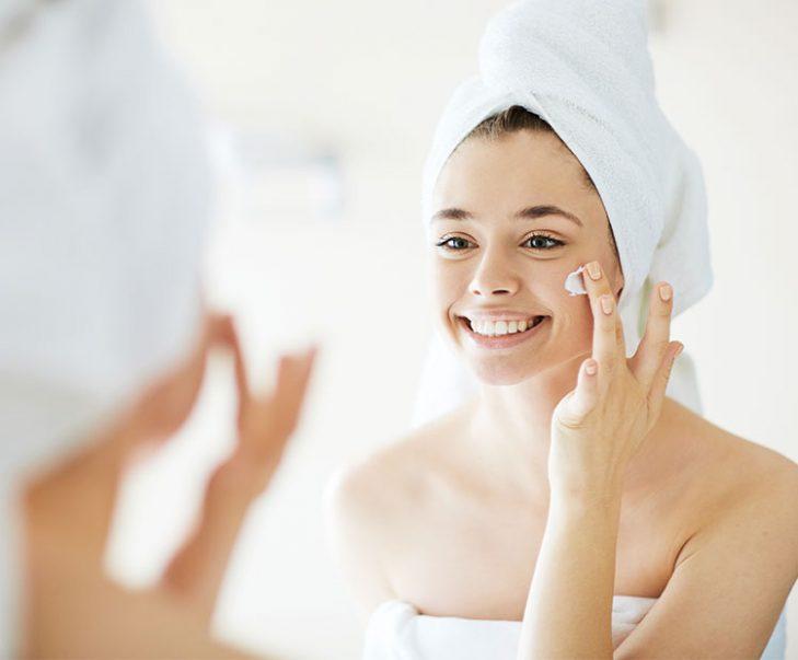 Kết quả hình ảnh cho duy trì dưỡng ẩm cho da