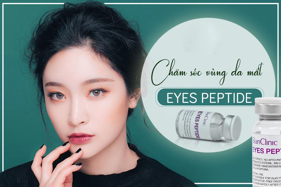 Trị thâm quầng mắt Eyes Peptides 1