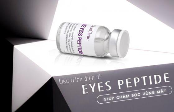Trị thâm quầng mắt Eyes Peptides