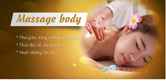 Massage body trị liệu mang lại nhiều lợi ích cho sức khỏe 2