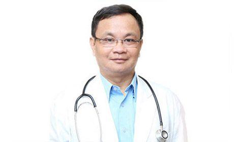 Bác sĩ Trần Đức Phương