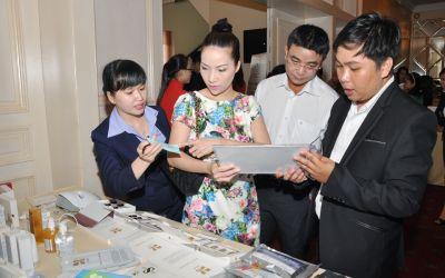 Hội thảo chuyển giao công nghệ tại Dermaster Việt Nam ngày 17.8