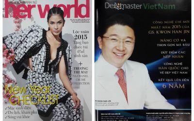 Dermaster Vietnam -Tạp Chí Làm Đẹp Her World