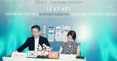 Điều trị Nám bằng Công nghệ Babyface Cocktail từ HÀN QUỐC.